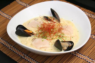 ホタテとムール貝の冷製パスタ.jpg